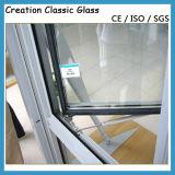 Windowsのための低いEの絶縁された/空ガラス、Buliding
