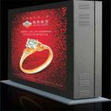 Schermo Full-Color esterno di pubblicità tridimensionale della macchina LED