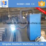 Extractor de polvo para corte de metales del humo de la máquina del laser