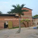 Оптовой продажи украшения сада пальма кокоса домашней пластичная напольная поддельный