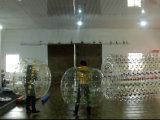 Le football de butoir gonflable de bulle de vente en gros chaude de vente, bille de Buble, le football de bulle du football
