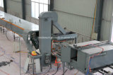 Machine enduite en pierre de tuile de toiture en métal