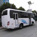 Omnibus barato del pasajero con 24 asientos y 2 puertas para la exportación