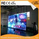 Elektronische Hintergrund LED-Bildschirmanzeige-Zeichen-Vorstände des Stadiums-P8.9