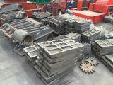 Broyeur de mâchoire PE250*400 diesel, concasseur de pierres PE250*400