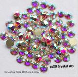 Кристаллы Rhinestone Non Hotfix Rhinestone Ss20 кристаллический Ab стеклянные Flatback для платья (FB-SS20 кристалла ab)