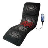 5 Mat van de Massage van het Lichaam van motoren de Volledige Trillende Thermische voor Bed