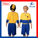 Healongの染料の昇華サッカージャージー