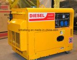 Heißer kleiner leiser Dieselgenerator des Verkaufs-5kw für Hauptgebrauch