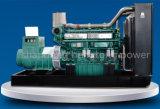 開いたYuchaiか無声かトレーラーのタイプ800kw 1000kVAのディーゼル発電機