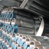 Pipa galvanizada agua de ASTM A53