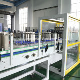 Machine automatique d'emballage de film pour bouteilles en verre