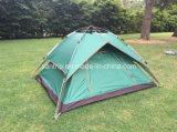 Wasserdichtes Polyester-kampierendes Zelt mit doppelten Schichten Einfach-zu-Tragen