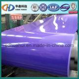PPGL PPGI gewelltes Stahldach-Blatt gebildet von China