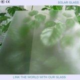 Vidrio de flotador, vidrio del panel solar, vidrio del colector solar Glass/BIPV