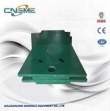 Backe-Platten-Kiefer-Zerkleinerungsmaschine zerteilt Metso C Serie