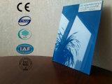 セリウム、ISOとガラス黒によって塗られる塗られるガラスかカラー