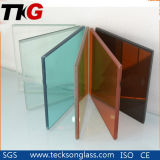 Windows를 위한 6.38mm Clear 또는 Tinted/Stained/Tempered /Laminated Float Glass