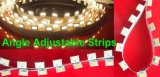 60LEDs/M Signsのための2835 SMD LED Bendable S Strip