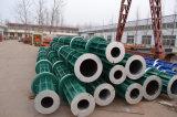 Pólos concretos girados que manufaturam a linha em China