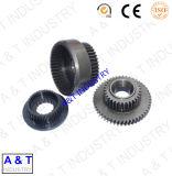 Kundenspezifische Edelstahl-industrielle Nähmaschine-Ersatzteile mit Zeichnung