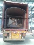 Reator do túnel de Irrotional da planta especial da pirólise do pneumático com eficiência elevada