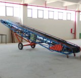 Flexibles Design Belt Conveyor für Your Specific Application