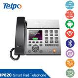 Telefono del IP, linea di accesso al centralino privato, tecnologia del telefono del IP, vendita calda di Telpo