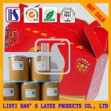 Aceite-base blanca que lamina Pegamento para BOPP de Cine