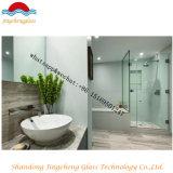 ванная комната 4-19mm/пол/Tempered стекло с SGS/CCC