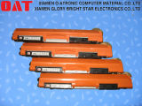 Compatible para Hpce310A, Ce311A, Ce312A, cartucho de toner del Ce
