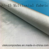 +-45 biaxiale tissu tricoté par fibre de verre de haute résistance pour le bateau