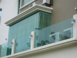 Handrails의 Frameless Glass Railing Free
