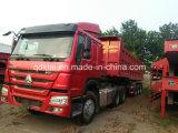 De Vrachtwagen van de Tractor van Sinotruk HOWO 6X4 voor Verkoop