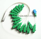 1*16 PLC van de optische Vezel Splitser