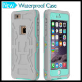 Apple iPhone를 위한 IP68 Certified Waterproof Shockproof Snowproof Dirtproof Protective 이론 Cover 6 4.7 Inch