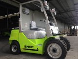 Caminhão empilhadeira Diesel 3tons Load Capacity para Argélia
