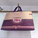 Sacchi di carta di modo per l'imballaggio del panno/l'acquisto/regalo, ecc