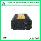 inverseurs d'énergie solaire de convertisseur de 1500W DC12V (QW-M1500)