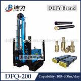 máquina Drilling montada esteira rolante da perfuração Dfq-200 de 200m
