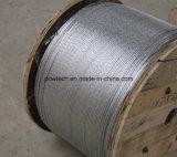 電流を通された鋼線/ガイワイヤーまたは滞在ワイヤー7/4.0mm