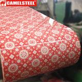 La calidad hermosa adorna bobinas del material para techos de PPGI con precio bajo
