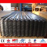 Dipped caldo (colore ricoperto) Corrugated Galvanized Steel Coil& Corrugated Sheet