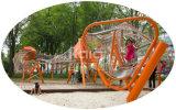 Kaiqiの子供のステンレス製の純チャネルの屋外の運動場(KQ60126A)