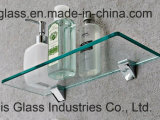 6mm, 10mm, 12mm Haus/Badezimmer-Regal-ausgeglichenes Glasglas