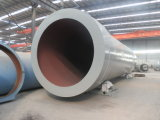 linea di produzione del forno rotante di 2X40m Titatnium
