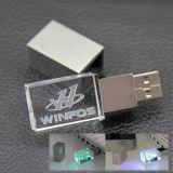 Exclusief Privé Model, de Aandrijving van de Flits van het Kristal USB