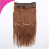 안으로 최신 Selling Flip, Tape, Remy Hair Extension 마이크로 Ring