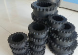 Schwarze Farben-Gummigang-Kupplung, Gummigang-Hülse 3-14j hergestellt mit Jungfrau Csm+SBR