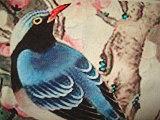 Ткань простирания Georgette Crepe вычуры печатание